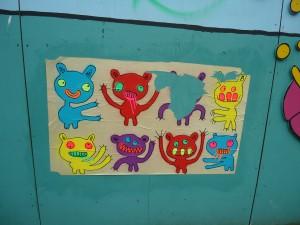 Urban Art Creatures
